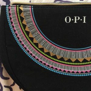 💜4/$25 SALE!💜 OPI bag - cute find! 💕